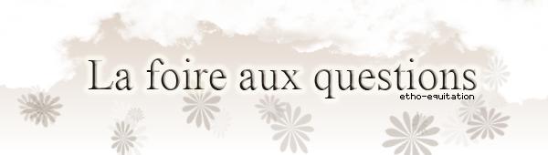 Foire aux questions ~