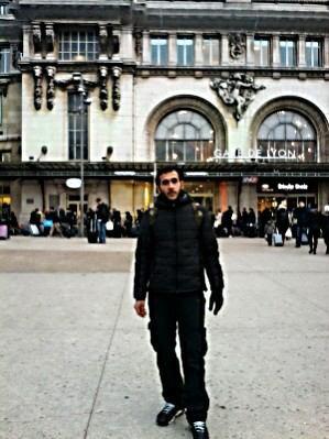 Gare de leyon
