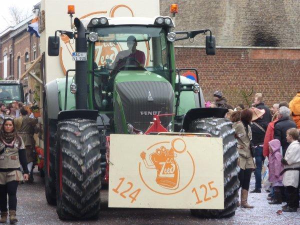 Carnaval 2012 Welkenraedt