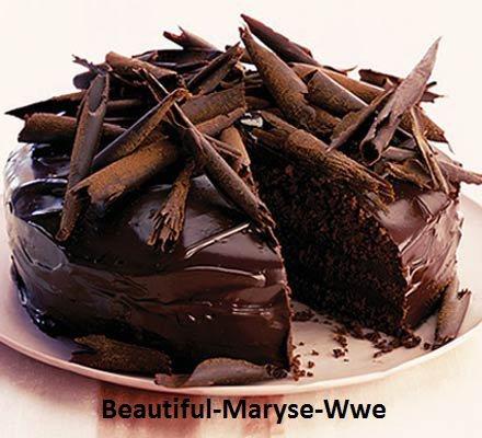 Le Dessert Préférée De Maryse <3.