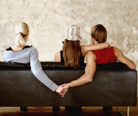 Tous n'est pas rose dans un couple...
