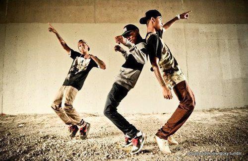 mon style de dansse