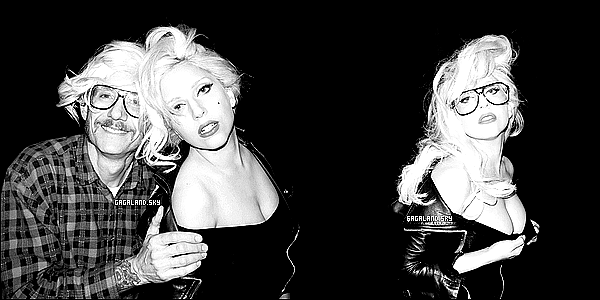 .  [ Re ] Découvre un photoshoot de Lady Gaga datant de 2012 par Terry Richardson. Ton avis ? .