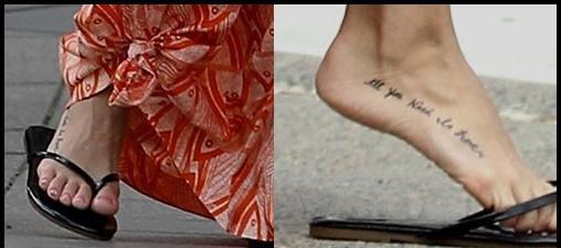 Vanessa le 18 + Nouveau tatoo + Photos persos + le 19 Janvier