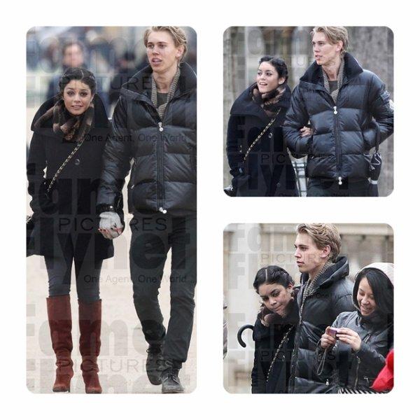 Vanessa le 14 , 16 , 18  , 23 & 24 Février