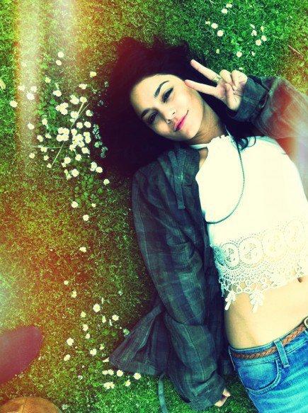 Vanessa le 18 & 19 Avril + Photos persos + V & A