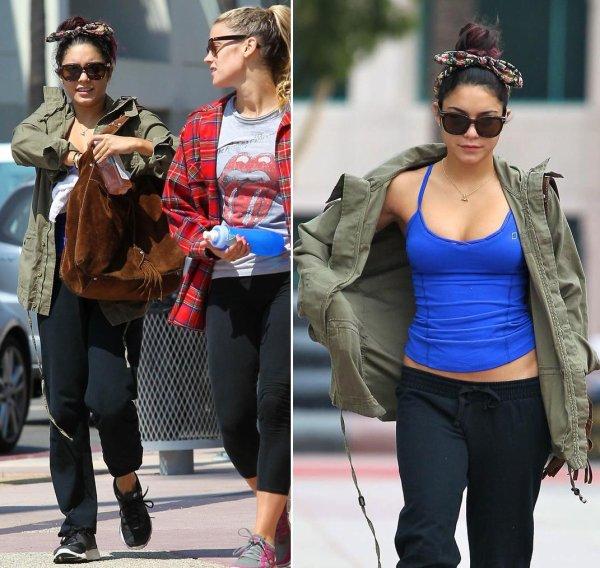 Vanessa le 16 , 17 , 19 & 21 Juillet