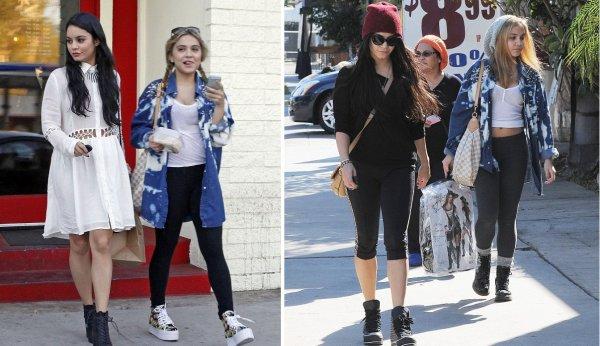 Vanessa le 22 , 25  & 27 Octobre
