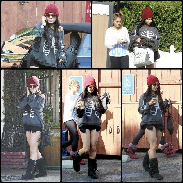 Vanessa le 28 , 29 , 30 & 31 Octobre