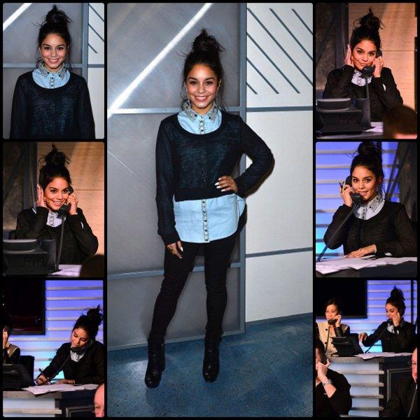 Vanessa le 7 & 9 Novembre