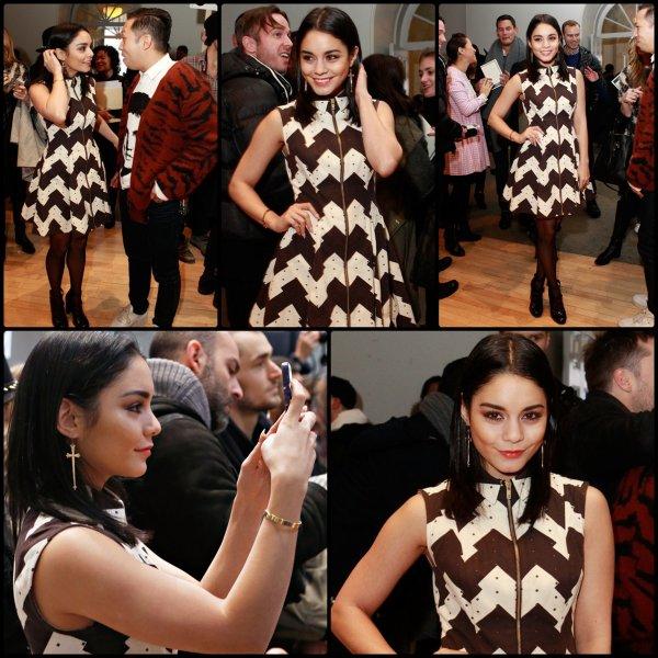 Vanessa le 5 , 6 & 9 Février