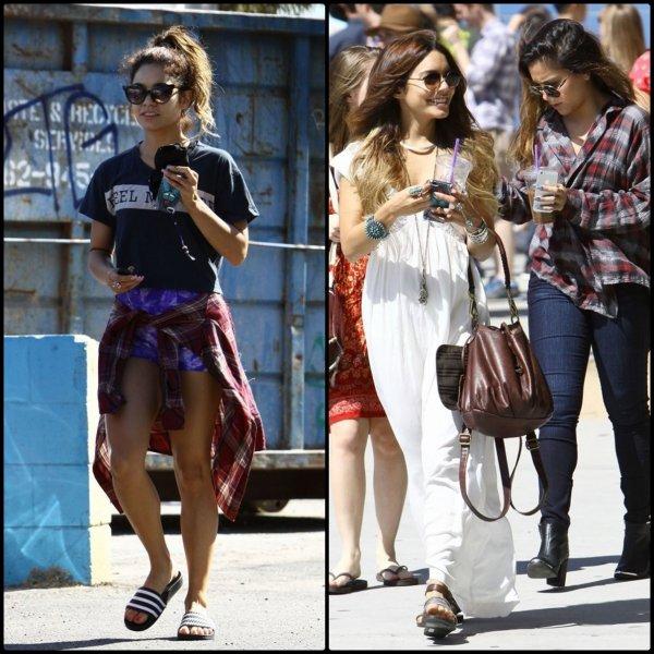 Vanessa le 25 & 27 Aout + le 11, 13 & 15 Septembre + Marie-Claire