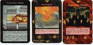 Ce jeu de carte date des année 90.