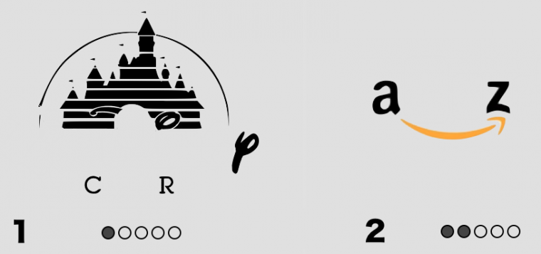 Trouve le bon logo