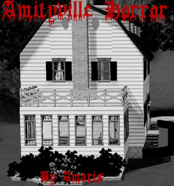 La maison du diable amityville sims for Amityville la maison du diable streaming