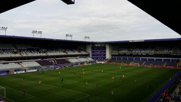 RUS Assesse : 23e article : les portes ouvertes a Anderlecht