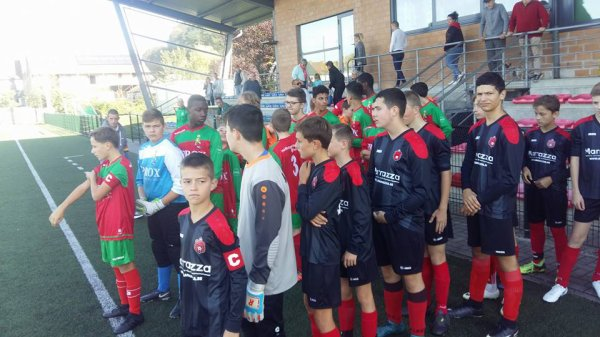 Rus Assesse , 59e article : les matchs du samedi 29 septembre (u15-u19-u21 et les plus jeunes)