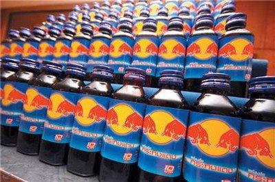 Red Bull, dérivé du Krating Daeng (Spécialités thaïlandaises et boissons) -  Ma Thaïlande