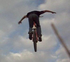 big jump
