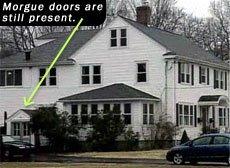 maison hantee lorraine