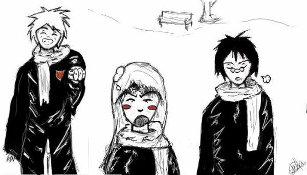 Fan art Harry Potter , par Cécile