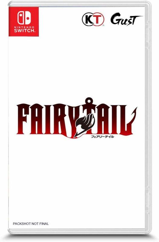 Le Jeux Fairy Tail
