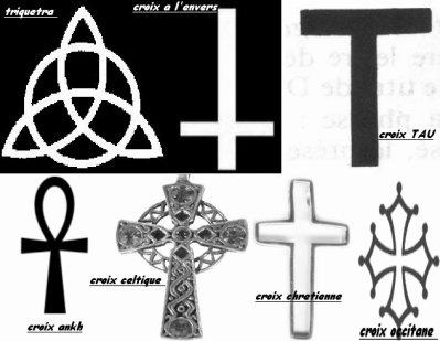 Symbole et croix gothique blog de styles gothique - Symbole celtique signification ...