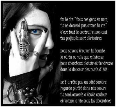 Des Schawrz - Le Noir