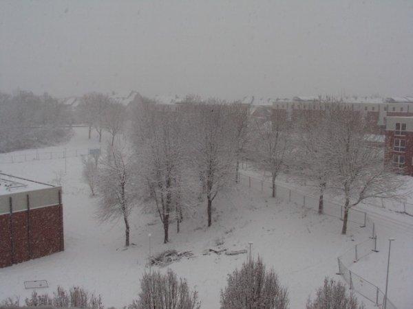 Gif - Neige - Oui, j'aime la neige et elle me manque !