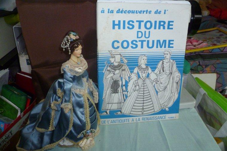Créas // Histoire du Costume