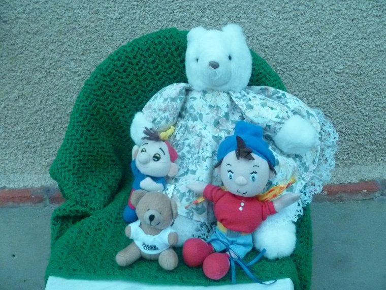 Noel avec la Sainte Famille