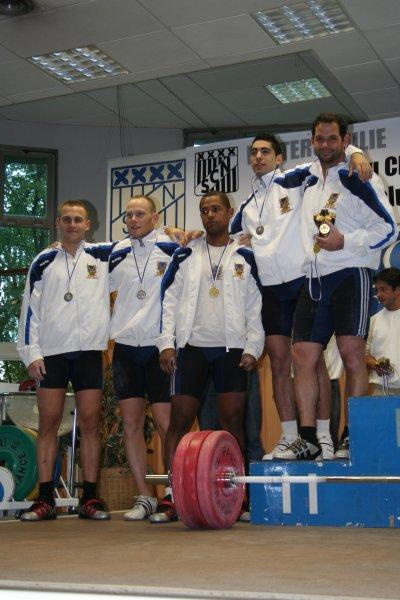 1er tour du Championnat de France des Clubs // Neuilly le 16 Octobre 2010.