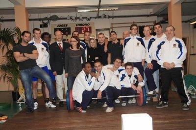 1ere journée du Championnat régional des clubs d'île de France // samedi 23 Octobre // RueilMalmaison.