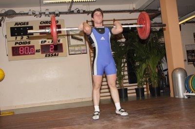 Présentation d'Etienne, jeune athlète Rueillois.