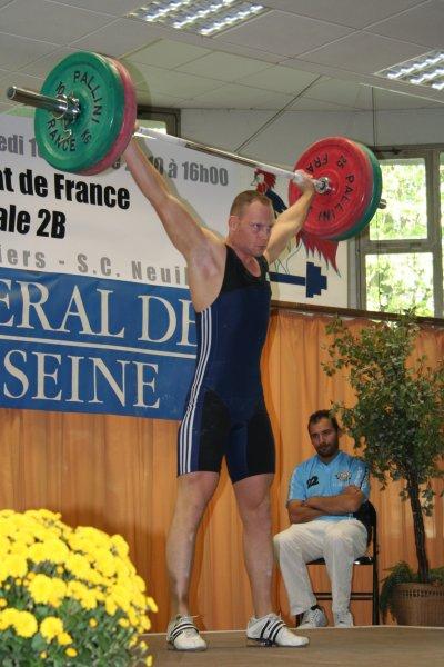 Grand prix d'île de France 2010.