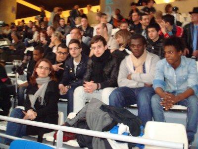 Championnat de France 2011  //  Paris  Stade Pierre de Coubertin  // Pascal se place 5eme.