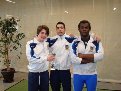 Demi-finale de la Coupe de France // Comines // 19 mars 2011