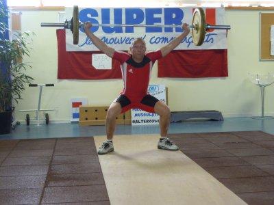 Philou au Championnats de France Master  // St Herblain  //  23 avril 2011