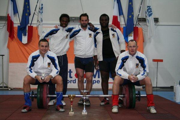 Championnat de France des clubs// St Quentin// 10 novembre 2012