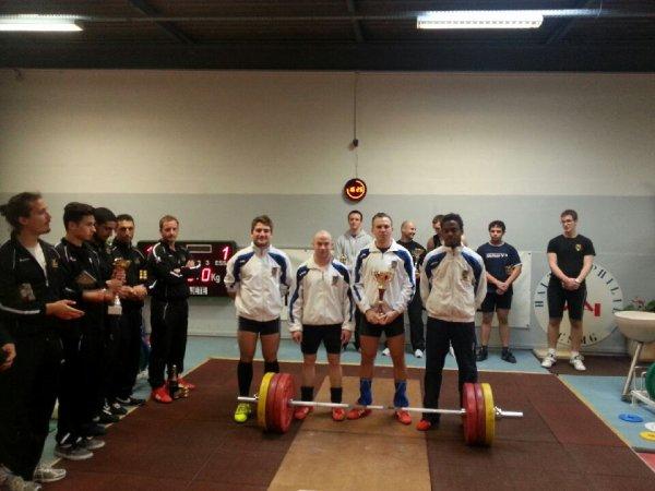Championnat de France 2013 // 1er tour // Gennevilliers