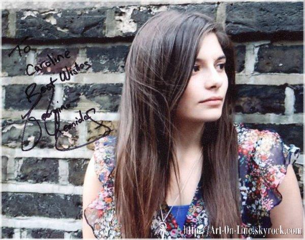 KATIE BELL (alias Georgina Leonidas)