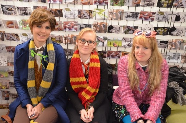 La Harry Potter Book Night - Librairie WHSmith Paris
