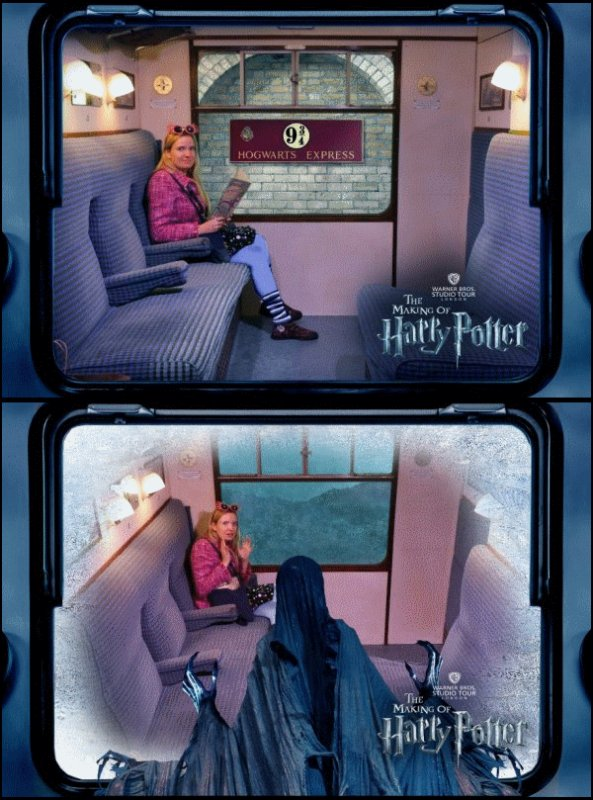 ϟ THE MAKING OF HARRY POTTER, HALLOWEEN 2018 ϟ