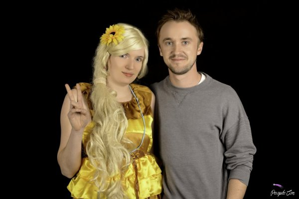 ♥ Tom FELTON (alias Drago MALEFOY) ♥