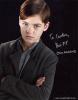 Hero Tiffin Fiennes - (alias le JEUNE TOM JEDUSOR dans Harry Potter et le prince de sang mêlé)