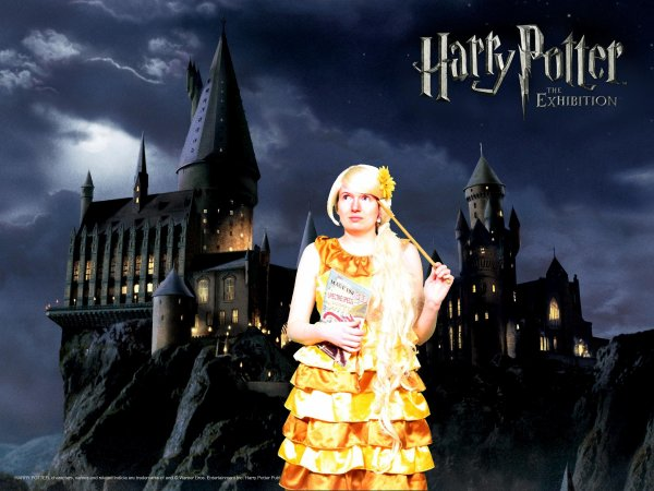 ϟ  Montages de l'Exposition HARRY POTTER à Saint-Denis ϟ