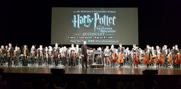 ~ HARRY POTTER - LE CINE-CONCERT SYMPHONIQUE au Palais des Congrès de PARIS (2017 et 2018) ~