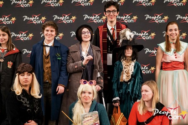 ϟ  Convention Welcome To The Magic School 3 en 2017 organisée par People Convention ϟ
