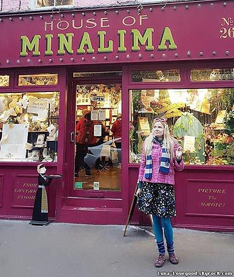 L'exposition MinaLima - les animaux fantastiques à Paris