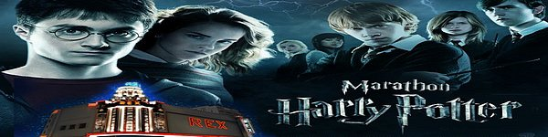 ϟ  LE MARATHON HARRY POTTER - GRAND REX DE PARIS (partie 1) ϟ
